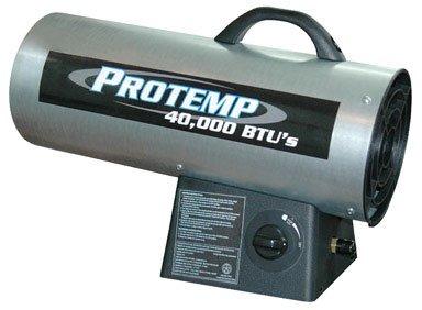 Fuel Fired Heater (40,000 BTU Propane Forced Air Heater)