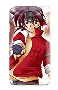 Tpu Case Cover Compatible For Galaxy Note 3/ Hot Case/ Beyblade Special Art by mcsharks