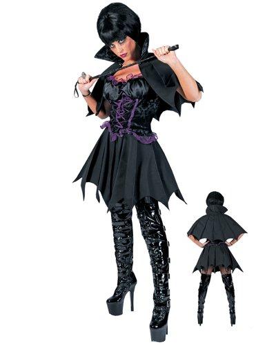 Sexy Gothic Vampire Hunter Womans Halloween Costume STD