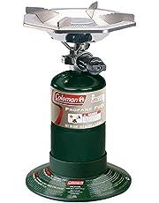 Coleman Gas Stove | Portable Bottletop Propane Camp Stove with Adjustable Burner