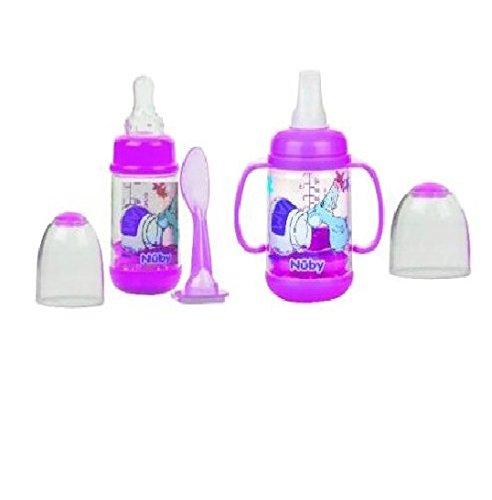 Nuby Infant Feeder Feeding Bottle
