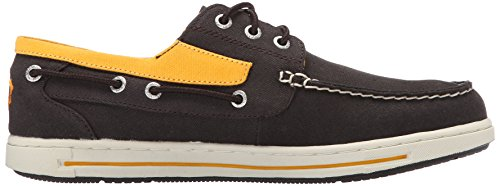 Eastland Mens Adventure Mlb Pirates Barca Scarpa Nera