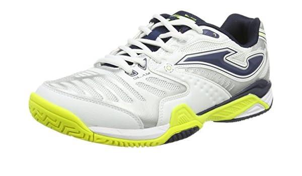 Joma Slam - Zapatillas de tenis de sintético para hombre ...