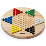 Best Chinese Checkers Game Sets - Wooden Chinese Checkers Family Board Game Set Review