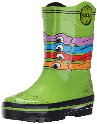 Ninja-Turtles-Rain-Boot-ToddlerLittle-Kid