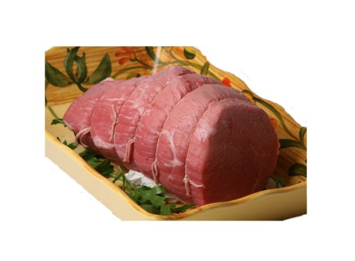 New York Prime Meat USDA Prime Beef Eye Round Roast, 3-Pound (Round Roast)