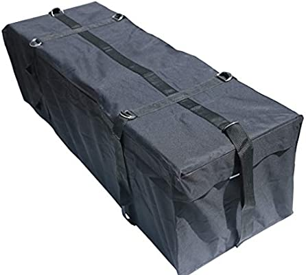 Large Bag Cargo Carrier Hitch Mount Waterproof Luggage Car//Truck Travel Storage