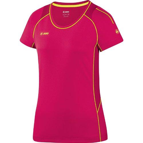 Jako Power - Camiseta de running para mujer rosa