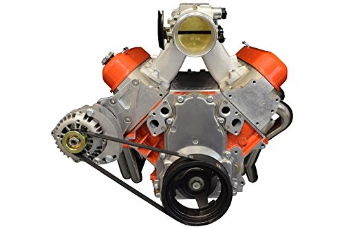 LS Truck Alternator Only Passenger Side Bracket LSX Electric Or Remote Water Pump LS Billet 551518-3