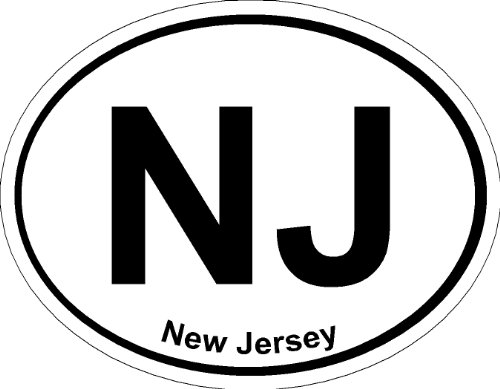 (Oval (New Jersey); State Bumper)
