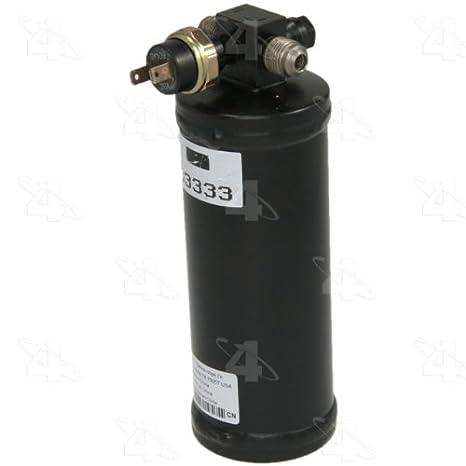 Black RYANSTAR 1L Aluminum Coolant Expansion Overflow Tank Engine Recovery Tank Reservoir Universal