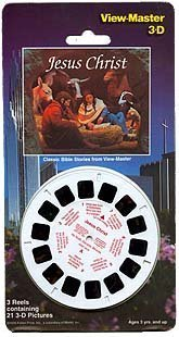 View Master: Jesus Christ by View Master