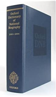 oxford english canadian dictionary of national biography