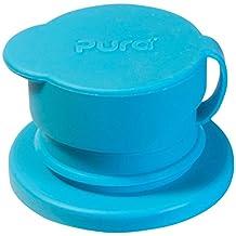 Pura Big Mouth Silicone Sport Top, Aqua Blue