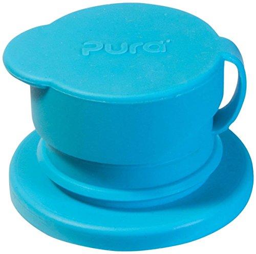 Pura Big Mouth Sport Top, Aqua