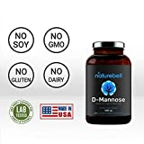NATUREBELL Made with Organic D-Mannose 1000mg Per