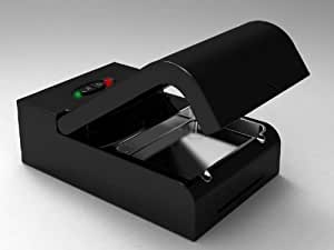 Cenicero Generador Ozono Ionizador Purificador de Aire Nuevo. Color Negro.