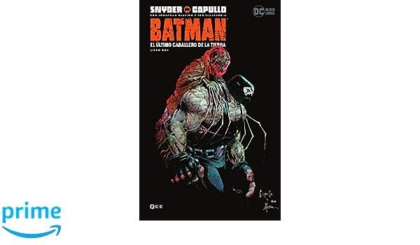 Batman: El Último Caballero De La Tierra - Libro Dos Batman ...