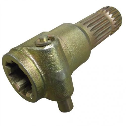 All States Ag Parts PTO Adapter Push-Pin Type 1-3/8