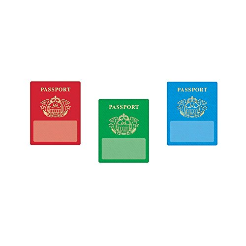 Passports Classic Accents (Variety Pack of 36)]()