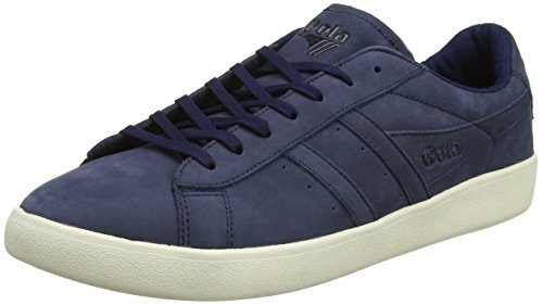 Gola Men's Aztec Nubuck Navy/Off White Trainers Blue (Navy/Off White Ew Blue) outlet popular cheap prices authentic order cheap price cheap sale order free shipping 100% original Cnhgk