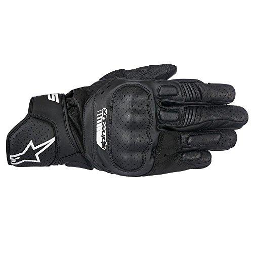 Alpinestars SP-5 Leather Glove Black Medium (More Size Options)