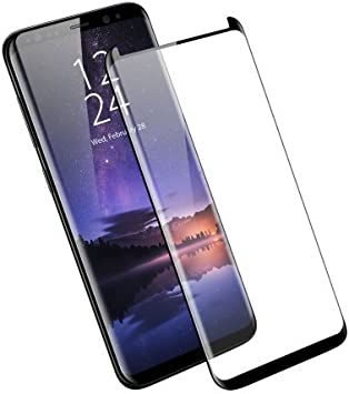 Shock Proof Clear HD Clarity Full Coverage Case Friendly Easy Application Olixar for Samsung Galaxy S10e Screen Protector Tempered Glass Anti-Scratch Bubble Free Anti-Shatter