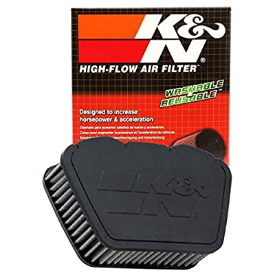 K&N Engine Air Filter: High Performance, Premium, Powersport Air Filter: 2007-2020 YAMAHA (XVS13 Stryker, XVS1300, V-Star, Deluxe, Tourer, XVS950, XVS13, Bullet Cowl, XVS950CT, XVS1300A) YA-1307: Automotive