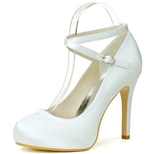 Disponibili Ivory Da Sera Donna Balletto Scarpe Altri 09 feste L Personalizzate Sposa Colori E 6915 yc wx7wZg