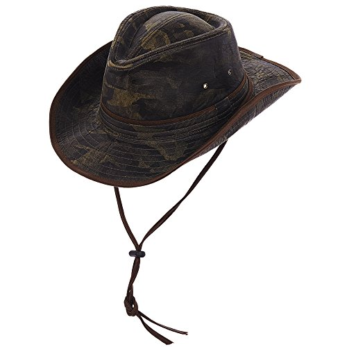 Outback Distressed Hat - 4
