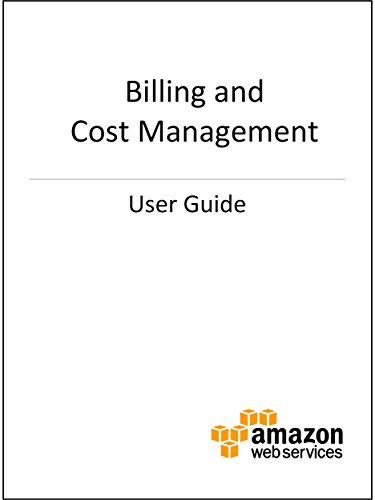 Amazon Billing and Cost Management User Guide (English Edition)
