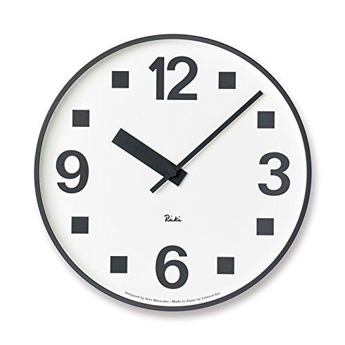 [レムノス] Lemnos RIKI PUBLIC CLOCK (WR17-07) B079FHZFXSWR17-07