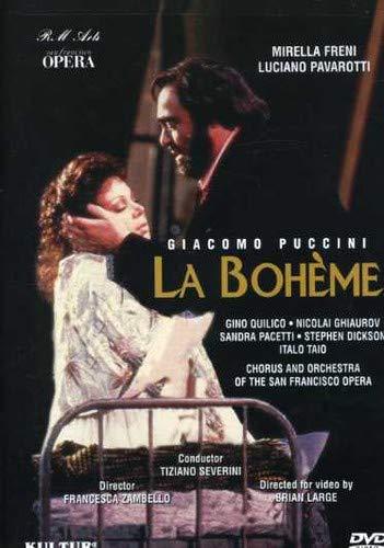 Price comparison product image Puccini - La Boheme / Freni, Pavarotti, Severini, San Francisco Opera
