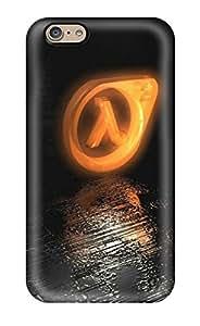 ZippyDoritEduard Premium Protective Hard Case For Iphone 6- Nice Design - Half Life