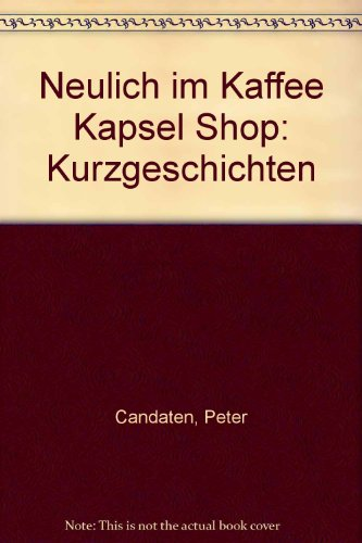 Price comparison product image Neulich im Kaffee Kapsel Shop