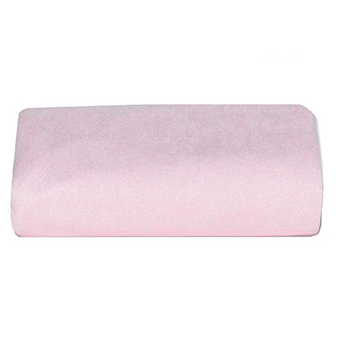 Commencer Ultra Waterproof Sheet and Mattress Protector Guarantee Machine Washes (Pink, 23.5'' x27.5'') by commencer