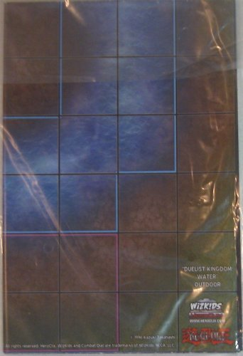 - Yugioh Heroclix Series 1 LE 2 Sided Duelist Kingdom Water Outdoor Map