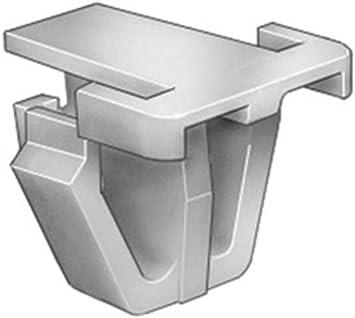 Amazon Com Clipsandfasteners Inc 10 Moulding Clips Compatible With Honda Civic Cr V Odyssey Pilot Automotive