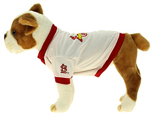 Sporty K9 MLB Baseball Dog Jersey, St. Louis Cardinals X-Small
