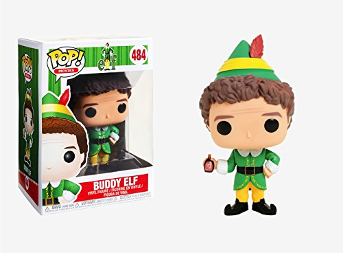 Funko Pop Movies: Elf - Buddy (Styles May Vary) Collectible Vinyl Figure ()
