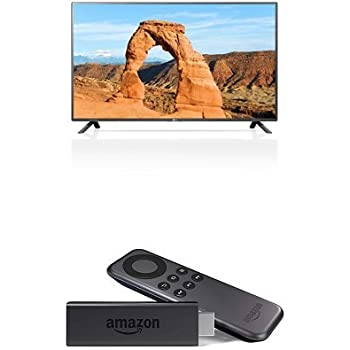 LG Electronics 50LF6000 50-inch 1080p LED TV w/Fire TV Stick