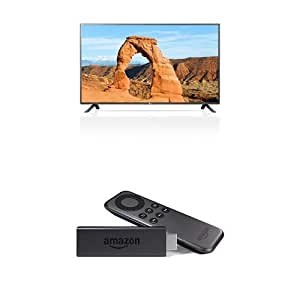 LG Electronics 50LF6000 50-inch 1080p LED TV w/ Fire TV Stick