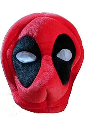 Maskimals Deadpool Plush Oversize Head Costume Marvel