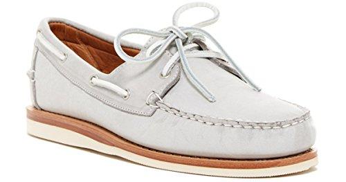Boat Allen Edmonds Shoes - Allen Edmonds Men's South Shore Boat Shoe (7 D (M) US, Grey)