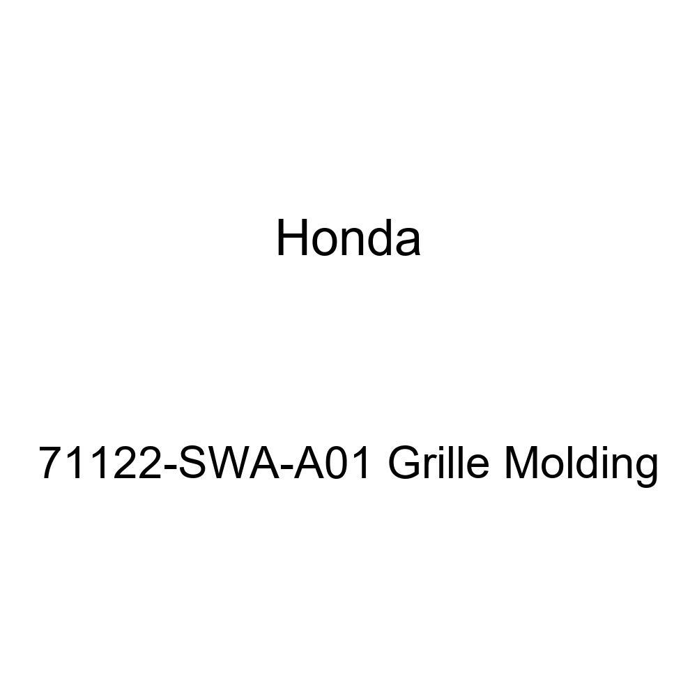 Genuine Honda 71122-SWA-A01 Grille Molding
