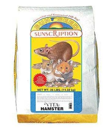 Sun Seed Company SSS90039 Hamster Vita-Mix 25lb