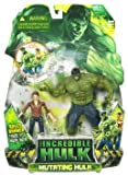 : Hulk Deluxe Figure - Mutating Hulk