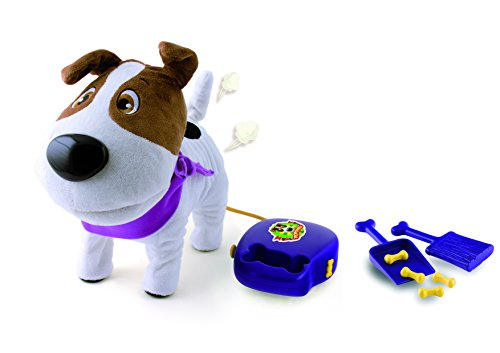 Price comparison product image Club Petz 93997 Popomax The Dog Plush