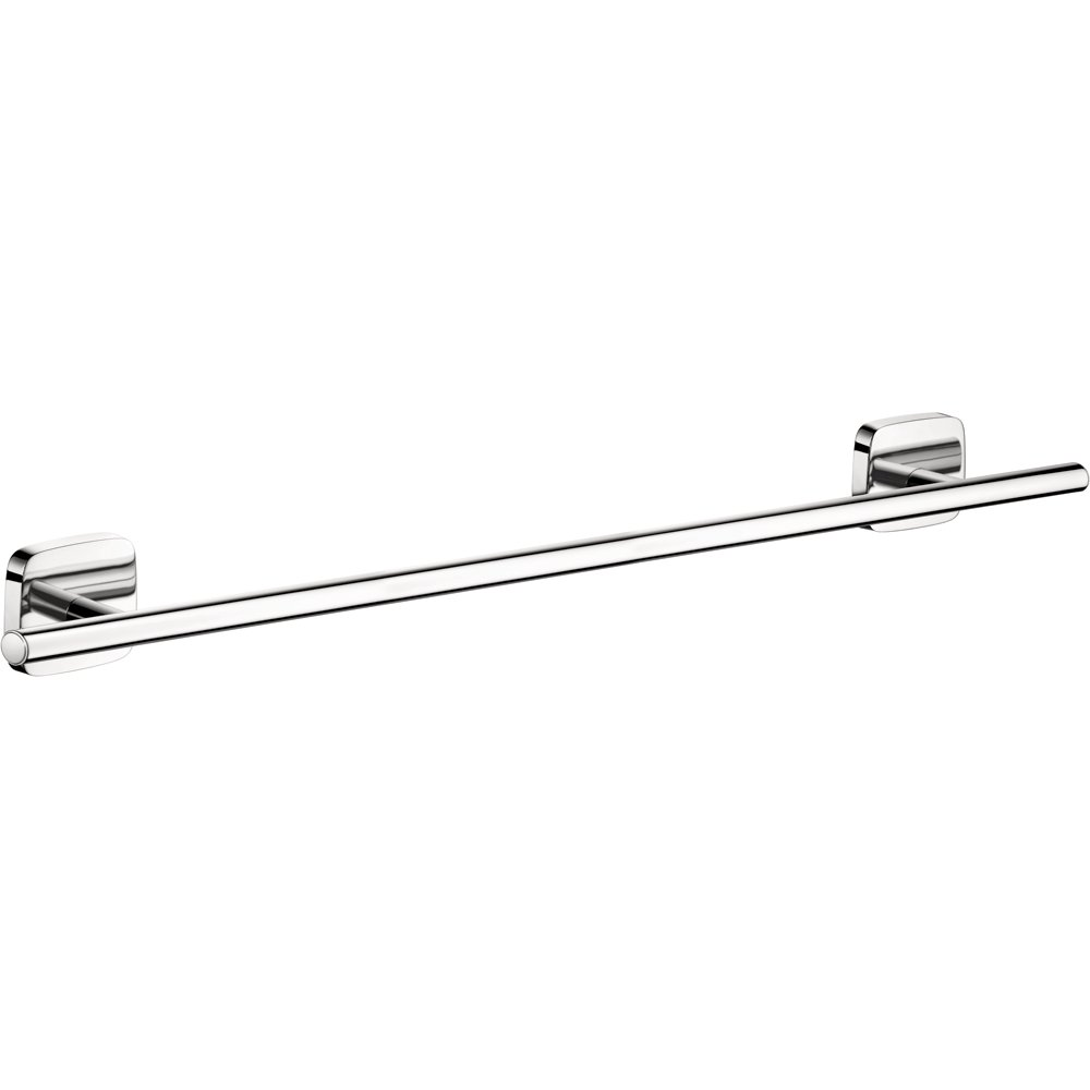 Hansgrohe 41506000 Puravida Bath Towel Holder, 30-Inch, Chrome