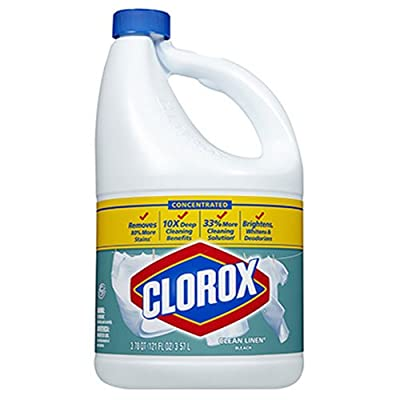 CLOROX COMPANY, THE 30773 121 oz Clean Linen Bleach